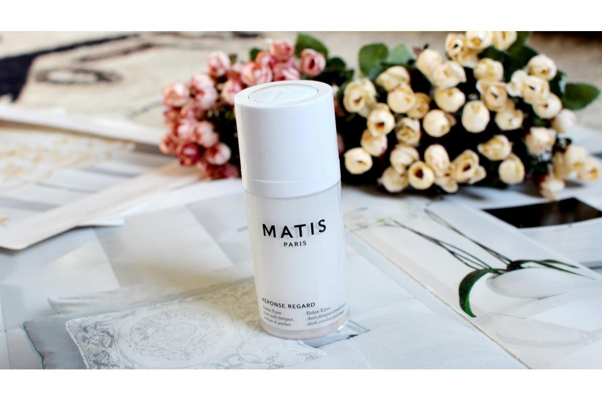 Гель против мешков и кругов под глазами Matis REPONSE REGARD Relax-Eyes